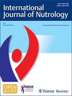 View Details for International Journal of Nutrology