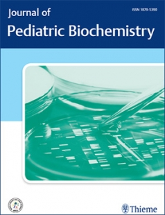 View Details for Journal of Pediatric Biochemistry