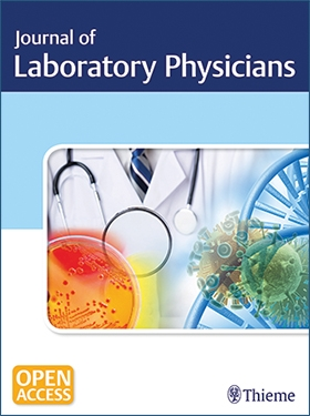 View Details for Journal of Laboratory Physicians