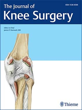 View Details for Journal of Knee Surgery Submission Fee
