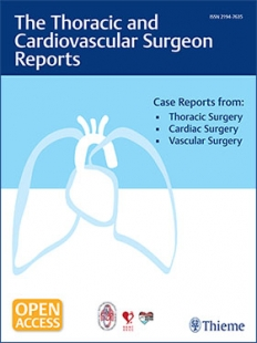 View Details for The Thoracic and Cardiovascular Surgeon Reports