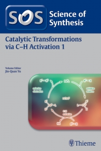 View Details for Science of Synthesis: Catalytic Transformations via C-H Activation Vol. 1