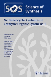 View Details for Science of Synthesis: N-Heterocyclic Carbenes in Catalytic Organic Synthesis Vol. 1