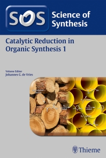 View Details for Science of Synthesis: Catalytic Reduction in Organic Synthesis Vol. 1, Workbench Edition