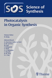View Details for Science of Synthesis: Photocatalysis in Organic Synthesis