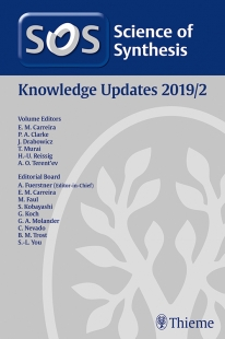 View Details for Science of Synthesis: Knowledge Updates 2019/2