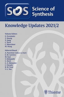 View Details for Science of Synthesis: Knowlege Updates 2021/2