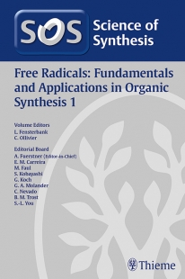 View Details for Science of Synthesis: Free Radicals: Fundamentals and Applications in Organic Synthesis 1