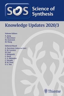 View Details for Science of Synthesis: Knowledge Updates 2020/3