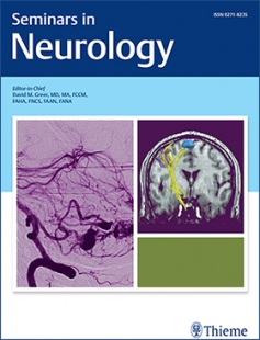 View Details for Seminars in Neurology