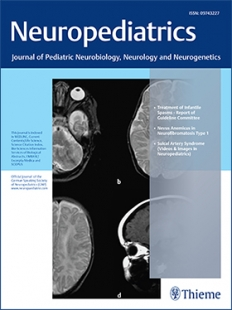 View Details for Neuropediatrics
