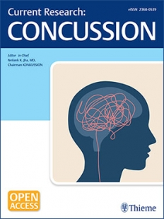 View Details for Current Research: Concussion