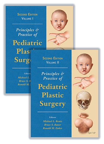 View Details for Principles and Practice of Pediatric Plastic Surgery, Second Edition - Two Volume Set