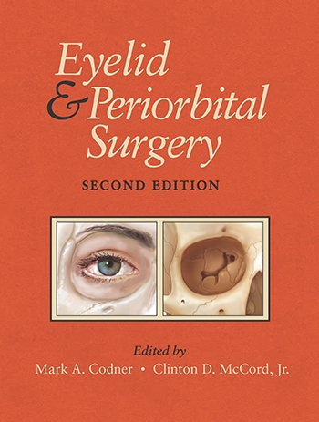 View Details for Eyelid and Periorbital Surgery, Second Edition