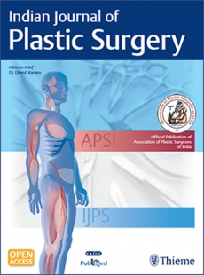 View Details for Indian Journal of Plastic Surgery