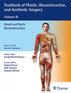 View Details for Textbook of Plastic, Reconstructive, and Aesthetic Surgery (Vol. 3)