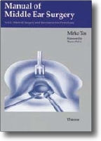 View Details for Manual of Middle Ear Surgery