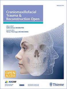 View Details for Craniomaxillofacial Trauma & Reconstruction Open