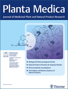 View Details for Planta Medica
