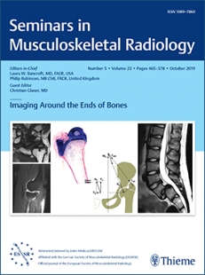 View Details for Seminars in Musculoskeletal Radiology