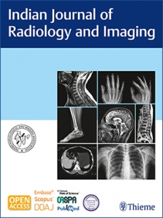 View Details for Indian Journal of Radiology and Imaging