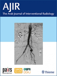 View Details for The Arab Journal of Interventional Radiology